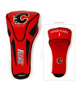 Team Golf CALGARY FLAMES Apex Driver Golf Head Cover
