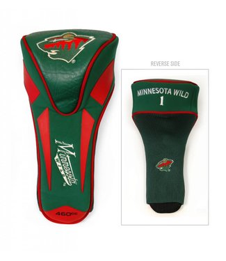 Team Golf MINNESOTA WILD Apex Driver Golf Head Cover
