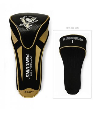 Team Golf PITTSBURGH PENGUINS Apex Driver Golf Head Cover