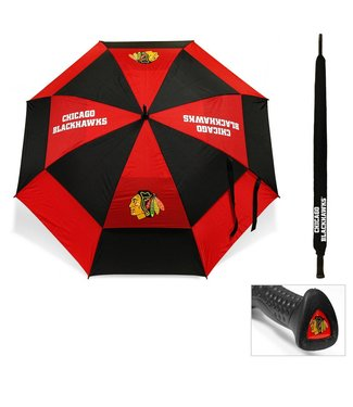 Team Golf CHICAGO BLACKHAWKS Oversize Golf Umbrella