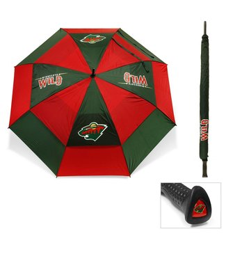 Team Golf MINNESOTA WILD Oversize Golf Umbrella
