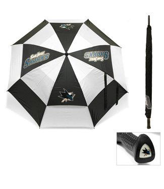 Team Golf SAN JOSE SHARKS Oversize Golf Umbrella