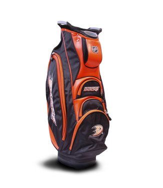 Team Golf ANAHEIM DUCKS Victory Golf Cart Bag