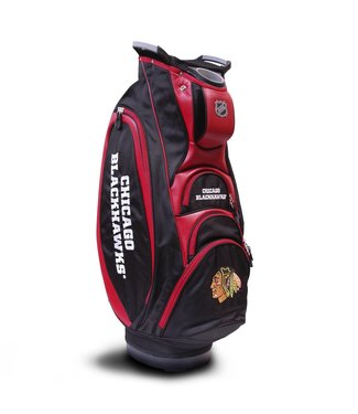 Team Golf CHICAGO BLACKHAWKS Victory Golf Cart Bag