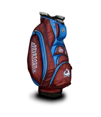 Team Golf COLORADO AVALANCHE Victory Golf Cart Bag