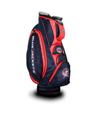 Team Golf COLUMBUS BLUE JACKETS Victory Golf Cart Bag