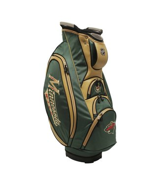 Team Golf MINNESOTA WILD Victory Golf Cart Bag