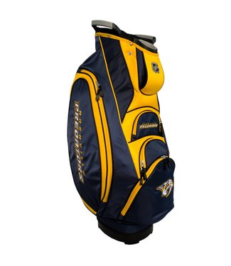 Team Golf NASHVILLE PREDATORS Victory Golf Cart Bag