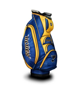 Team Golf ST LOUIS BLUES Victory Golf Cart Bag