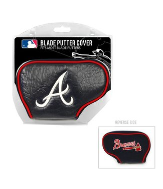 Team Golf ATLANTA BRAVES Blade Golf Putter Cover