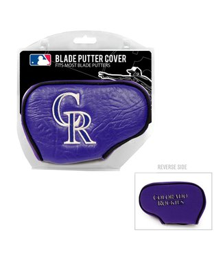 Team Golf COLORADO ROCKIES Blade Golf Putter Cover