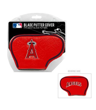 Team Golf LOS ANGELES ANGELS Blade Golf Putter Cover
