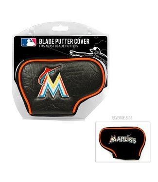 Team Golf MIAMI MARLINS Blade Golf Putter Cover