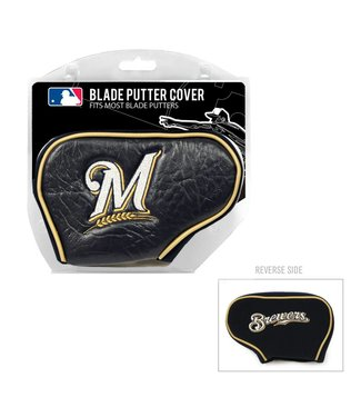 Team Golf MILWAUKEE BREWERS Blade Golf Putter Cover