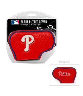Team Golf PHILADELPHIA PHILLIES Blade Golf Putter Cover