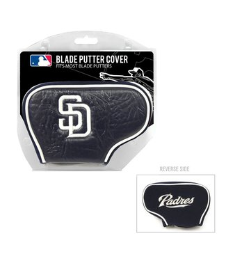 Team Golf SAN DIEGO PADRES Blade Golf Putter Cover