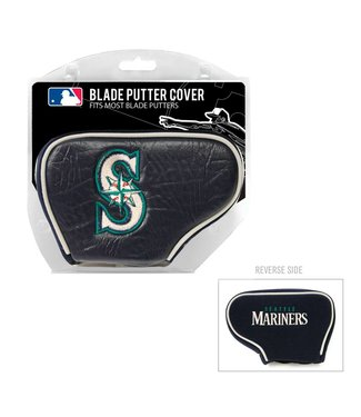 Team Golf SEATTLE MARINERS Blade Golf Putter Cover