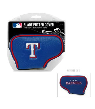 Team Golf TEXAS RANGERS Blade Golf Putter Cover