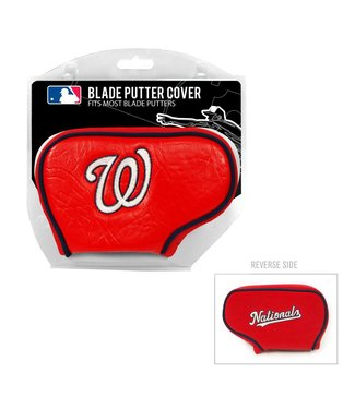Team Golf WASHINGTON NATIONALS Blade Golf Putter Cover