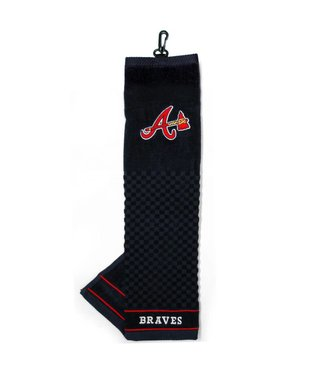 Team Golf ATLANTA BRAVES Embroidered Golf Towel
