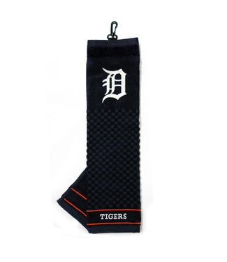 Team Golf DETROIT TIGERS Embroidered Golf Towel