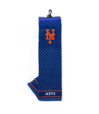 Team Golf NEW YORK METS Embroidered Golf Towel