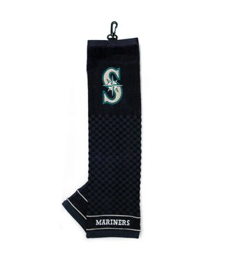 Team Golf SEATTLE MARINERS Embroidered Golf Towel