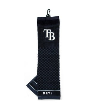 Team Golf TAMPA BAY RAYS Embroidered Golf Towel