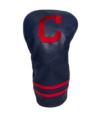 Team Golf CLEVELAND INDIANS Vintage Golf Driver Head Cover