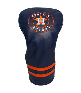 Team Golf HOUSTON ASTROS Vintage Golf Driver Head Cover