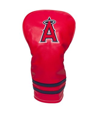 Team Golf LOS ANGELES ANGELS Vintage Golf Driver Head Cover