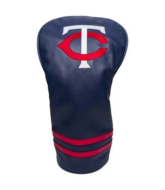 Team Golf MINNESOTA TWINS Vintage Golf Driver Head Cover