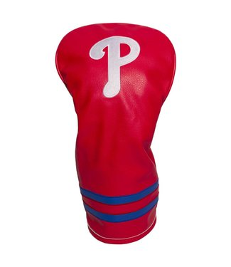 Team Golf PHILADELPHIA PHILLIES Vintage Golf Driver Head Cover
