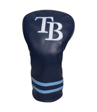 Team Golf TAMPA BAY RAYS Vintage Golf Driver Head Cover