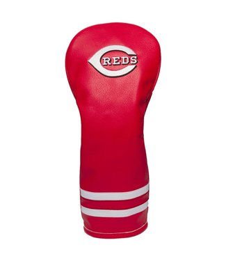 Team Golf CINCINNATI REDS Vintage Golf Fairway Head Cover