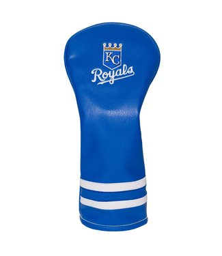 Team Golf KANSAS CITY ROYALS Vintage Golf Fairway Head Cover