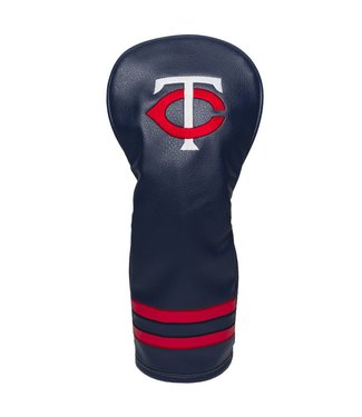 Team Golf MINNESOTA TWINS Vintage Golf Fairway Head Cover