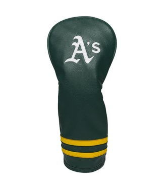 Team Golf OAKLAND ATHLETICS Vintage Golf Fairway Head Cover