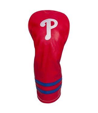 Team Golf PHILADELPHIA PHILLIES Vintage Golf Fairway Head Cover