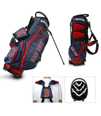 Team Golf BOSTON RED SOX Fairway Golf Stand Bag