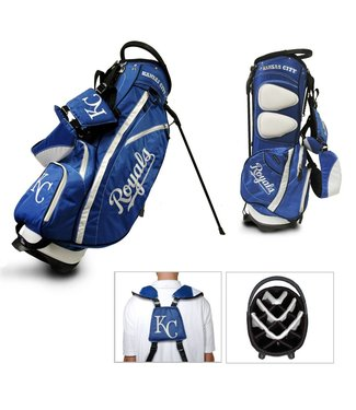 Team Golf KANSAS CITY ROYALS Fairway Golf Stand Bag