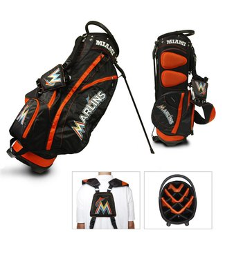 Team Golf MIAMI MARLINS Fairway Golf Stand Bag