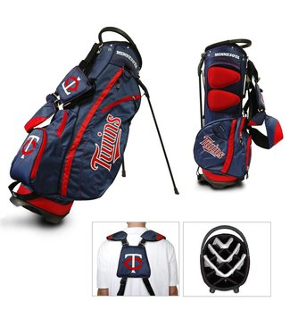Team Golf MINNESOTA TWINS Fairway Golf Stand Bag