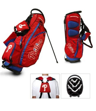 Team Golf PHILADELPHIA PHILLIES Fairway Golf Stand Bag