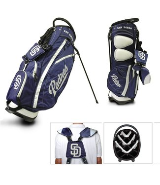 Team Golf SAN DIEGO PADRES Fairway Golf Stand Bag