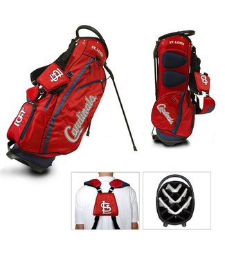 Team Golf ST LOUIS CARDINALS Fairway Golf Stand Bag