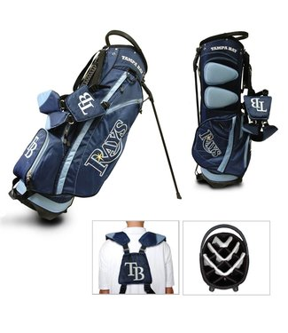 Team Golf TAMPA BAY RAYS Fairway Golf Stand Bag