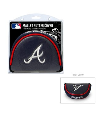 Team Golf ATLANTA BRAVES Golf Mallet Putter Cover
