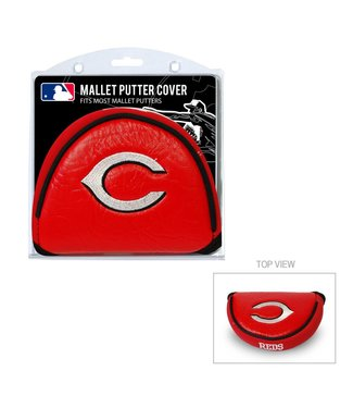 Team Golf CINCINNATI REDS Golf Mallet Putter Cover