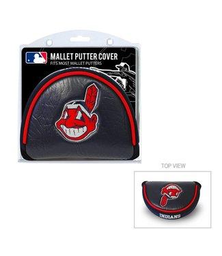 Team Golf CLEVELAND INDIANS Golf Mallet Putter Cover